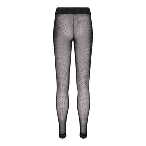 Load image into Gallery viewer, NILLA DOT LEGGINGS - BLACK