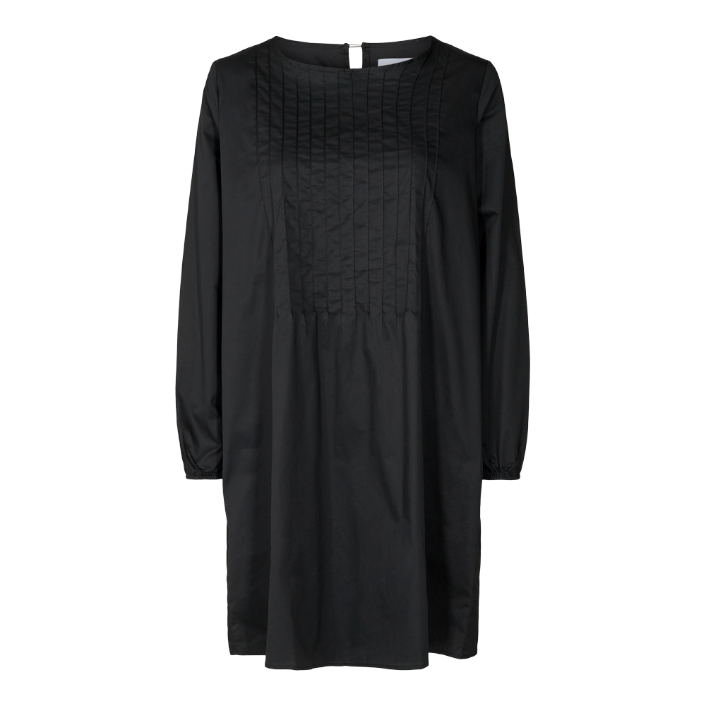 MANGO DRESS - BLACK
