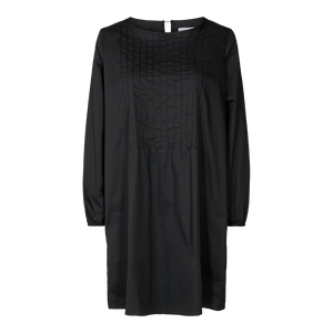 Load image into Gallery viewer, MANGO DRESS - BLACK