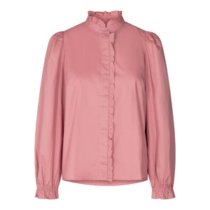 Load image into Gallery viewer, TOANNA LS SHIRT - ROSE