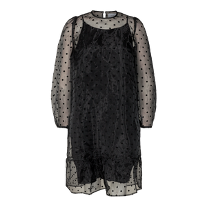 Load image into Gallery viewer, TIF DRESS - BLACK