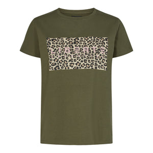 Load image into Gallery viewer, GINGER-T-SHIRT - ARMY