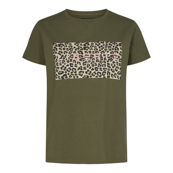 GINGER-T-SHIRT - ARMY