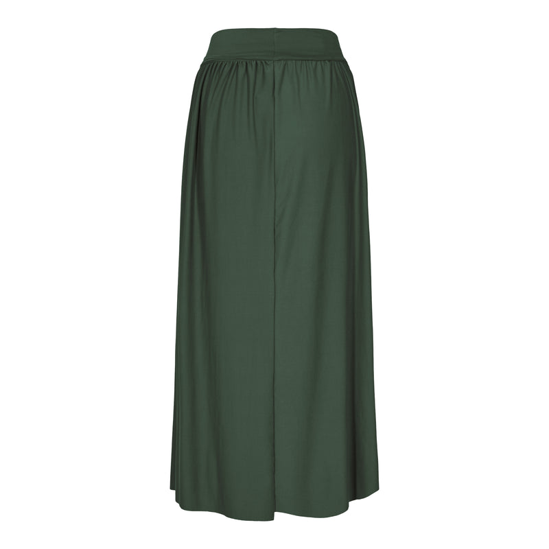 ALMA-SKIRT - GREEN