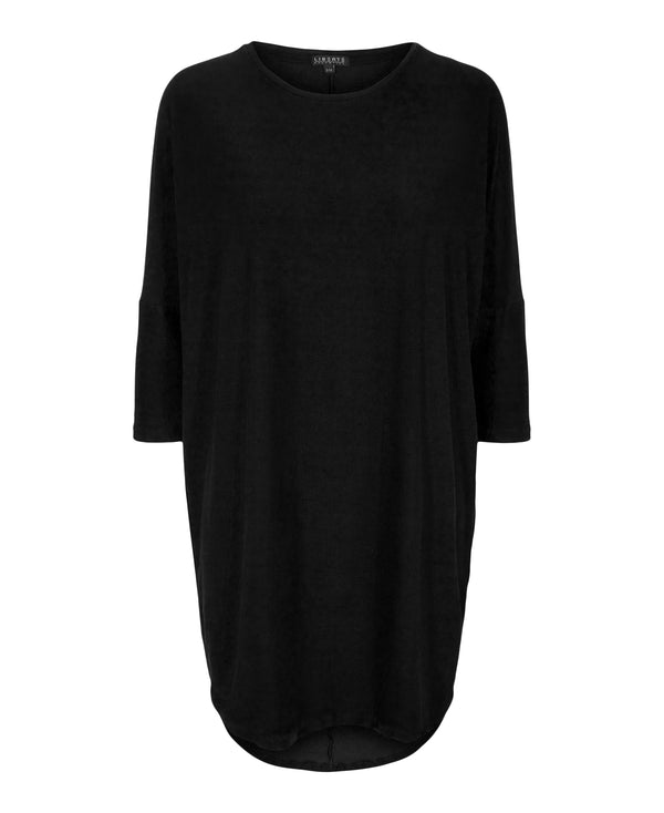 ALMA-DRESS - BLACK