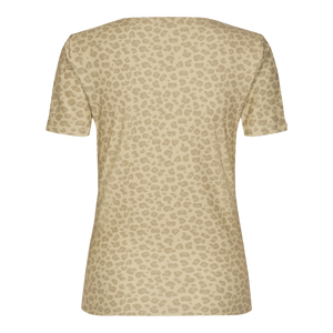 Load image into Gallery viewer, ALMA-SLIMFIT-T-SHIRT - SAND LEO