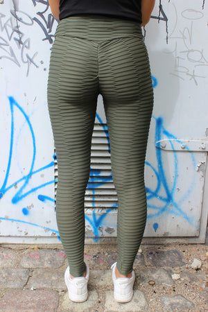 Load image into Gallery viewer, NAIO2-LEGGING - ARMY