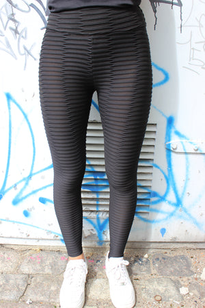 Load image into Gallery viewer, NAIO2-LEGGING - BLACK