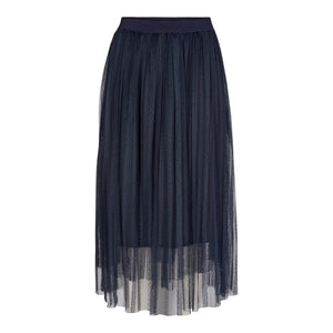 Load image into Gallery viewer, LUNA-SKIRT - NAVY