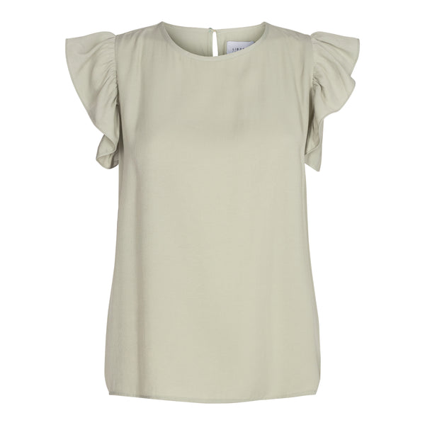NORA TOP - MINT