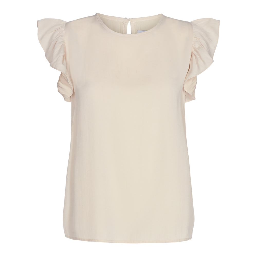 NORA TOP - OFF WHITE