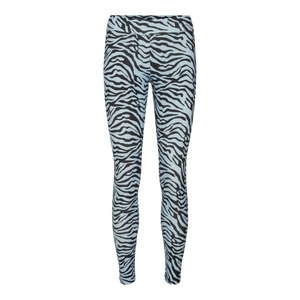 Load image into Gallery viewer, NINNI-LEGGING - LIGTH BLUE ZEBRA