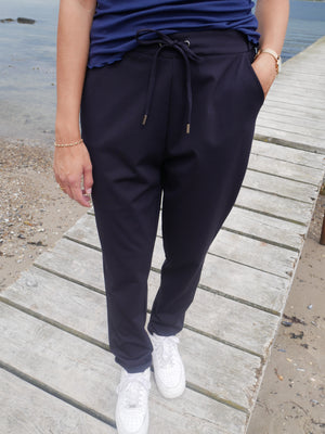 Load image into Gallery viewer, KRISTEL-PANT - NAVY