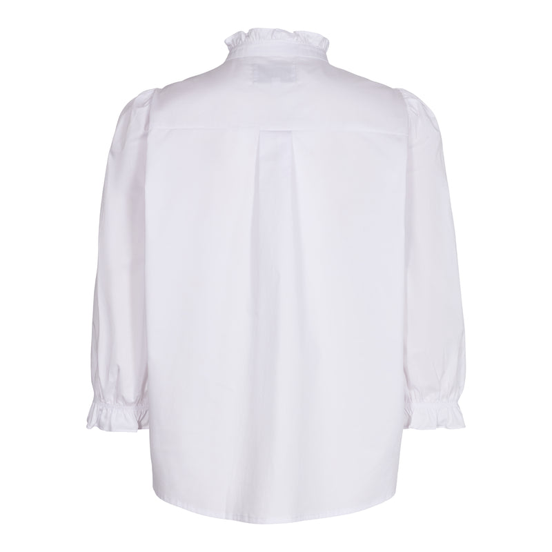 TOANNA SS SHIRT - WHITE