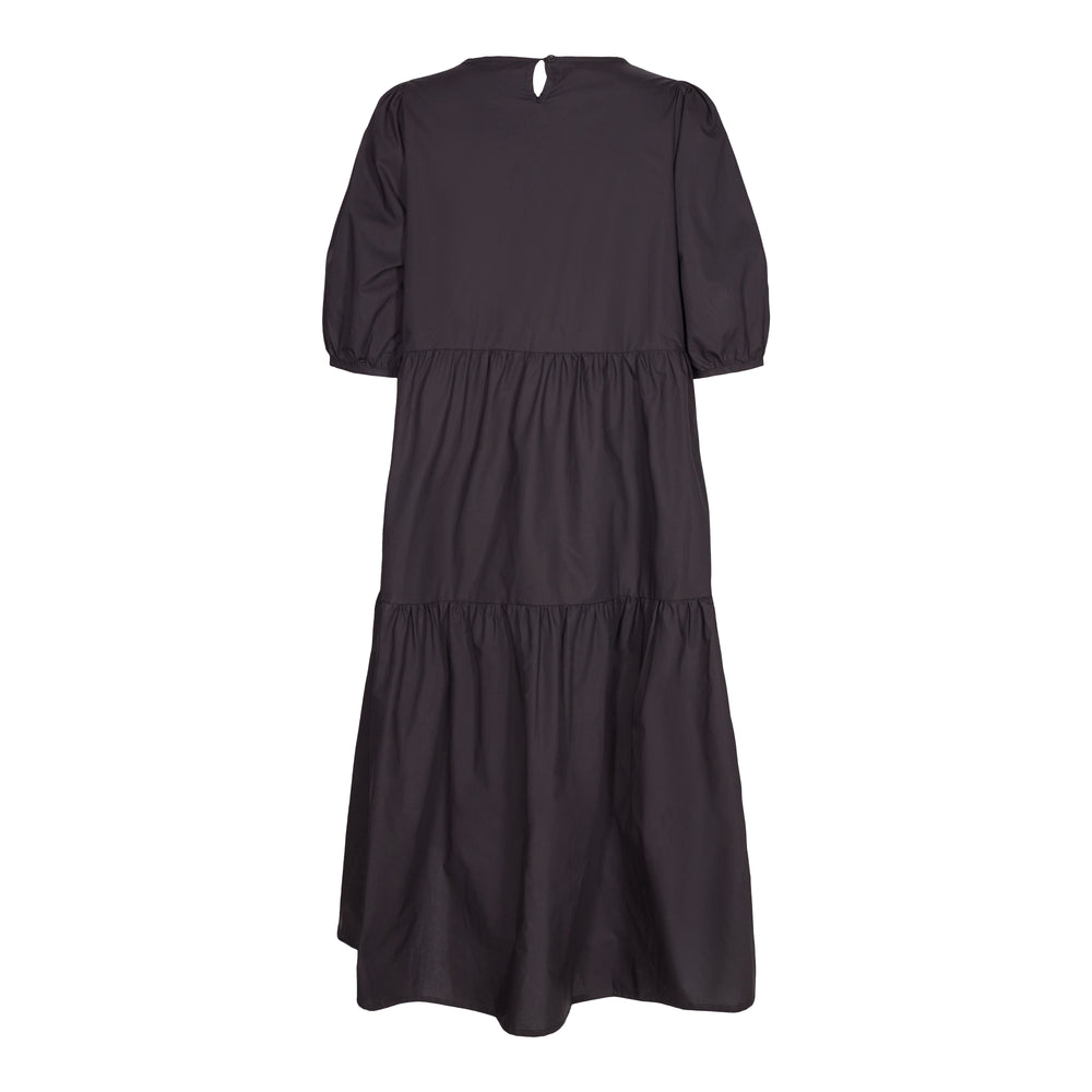 Load image into Gallery viewer, VALLIE DRESS - BLACK