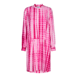 Load image into Gallery viewer, VILMA SHIRT DRESS - PINK