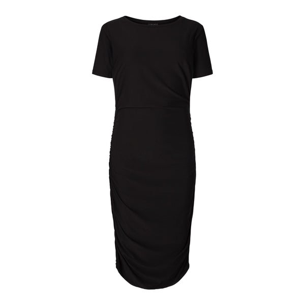 ALMA-DRESS3 - BLACK