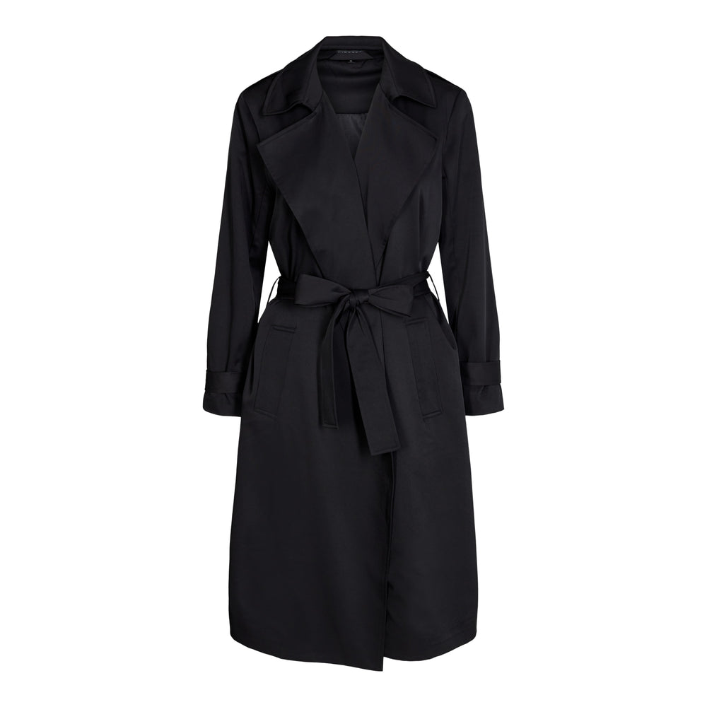 Load image into Gallery viewer, OLIVIA-JACKET - BLACK