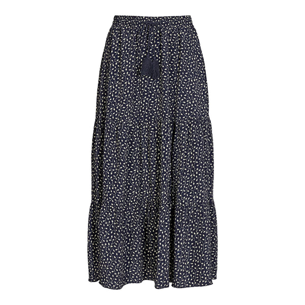 KARLA-SKIRT - NAVY