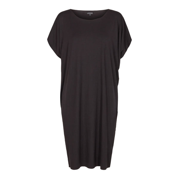 ALMA-TUNIC - BLACK