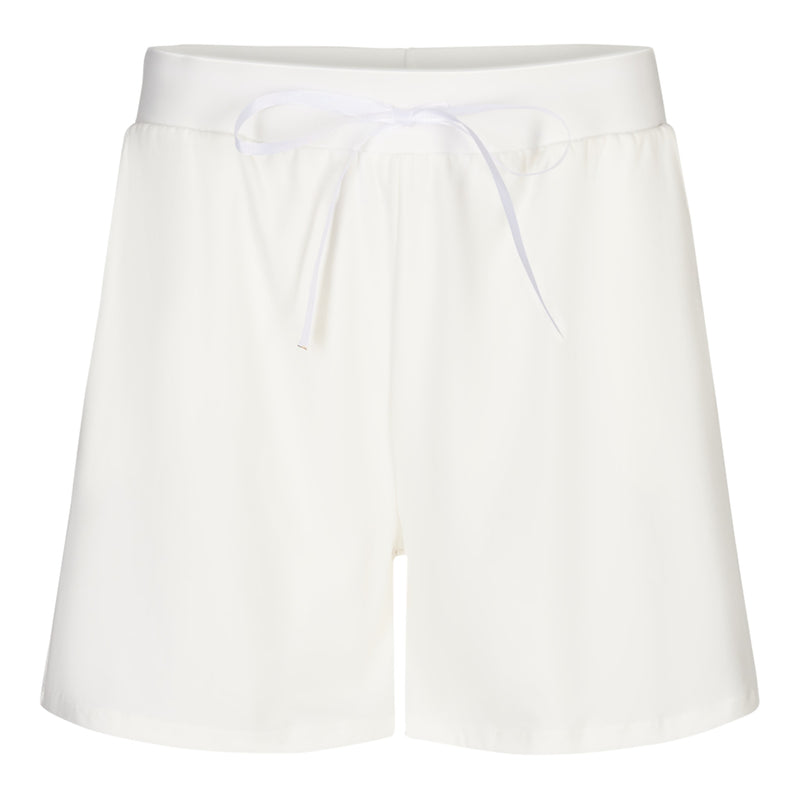 ALMA-SHORTS - WHITE