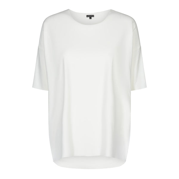 ALMA-T-SHIRT - WHITE