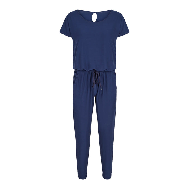 ALMA-JUMPSUIT - NAVY