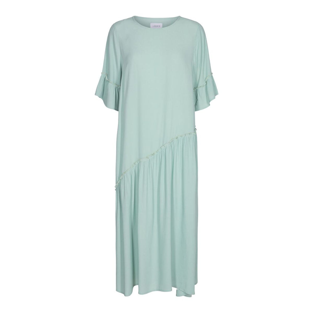 Load image into Gallery viewer, SOLVEJ-DRESS - MINT