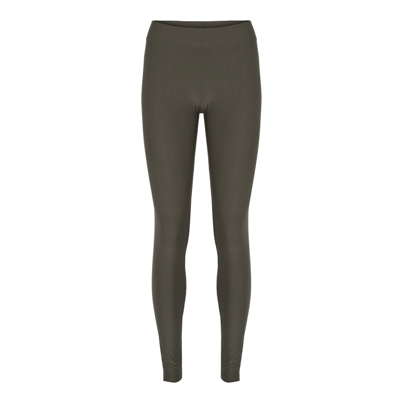 ALMA-LEGGINGS - OLIVE