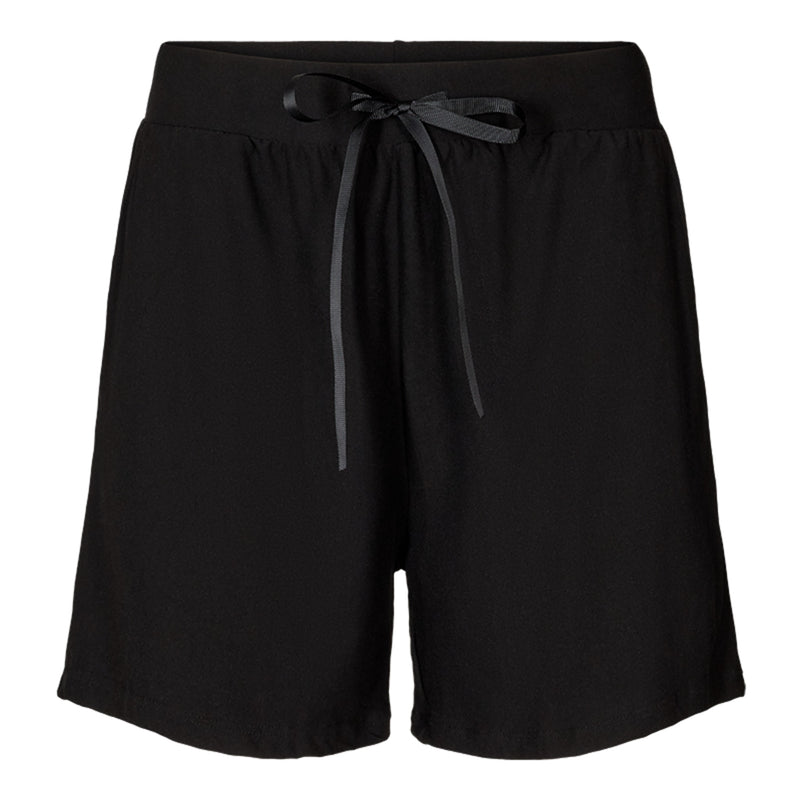 ALMA-SHORTS - BLACK