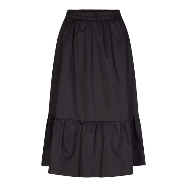 SIF-SKIRT - BLACK
