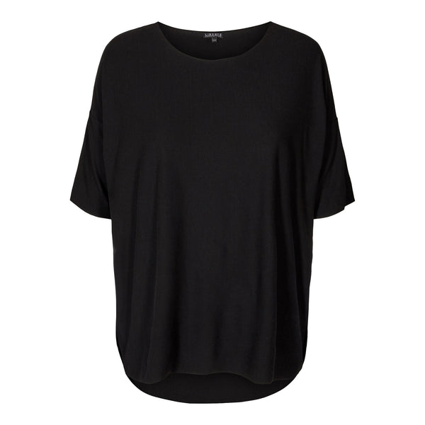 ALMA-T-SHIRT - BLACK