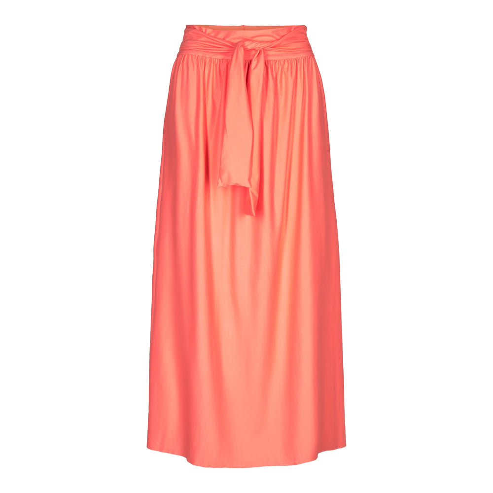 ALMA-SKIRT - LIVING CORAL