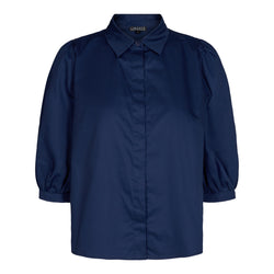 OANNA-BLOUSE - NAVY