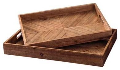 Dewitt Tray Set of 2