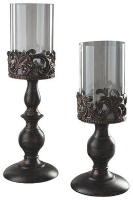 Constance Candle Holder Set of 2