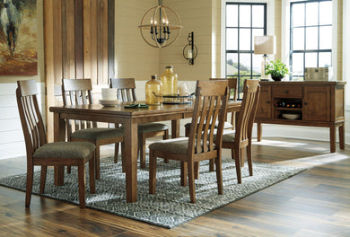 Haddigan Dining Set-Jennifer Furniture