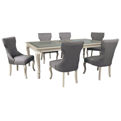 Sparkle Dining Set-Jennifer Furniture