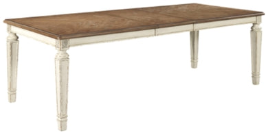 Realyn Dining Room Extension Table
