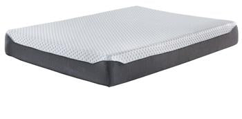 10 Inch Chime Elite Full Memory Foam Mattress in a box