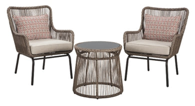 Cotton Road 3Piece Dining Table Set