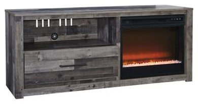 Derekson 59 TV Stand with Electric Fireplace