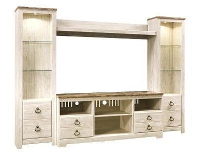 Willowton 4Piece Entertainment Center