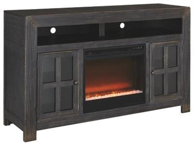 Gavelston 60 TV Stand with Electric Fireplace