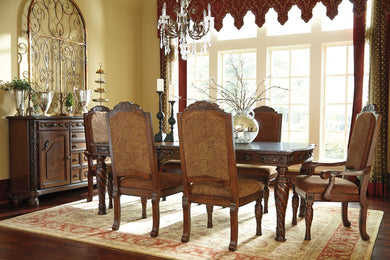 North Shore Rectangular Dining Room Set