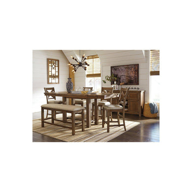 Mori Dining Table Set-Jennifer Furniture