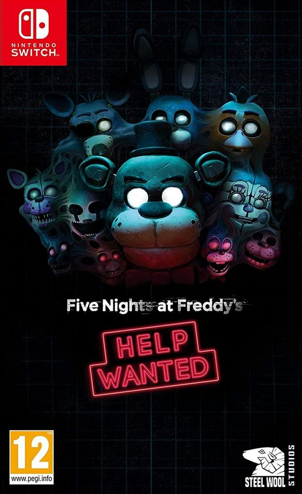Nintendo Switch - Five Nights at Freddy's: HELP WANTED