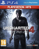 PS4 - Uncharted 4