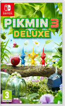 Nintendo Switch - Pikmin 3
