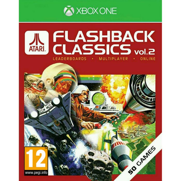 XBOX ONE- ATARI Flashbacks Classic Vol.2